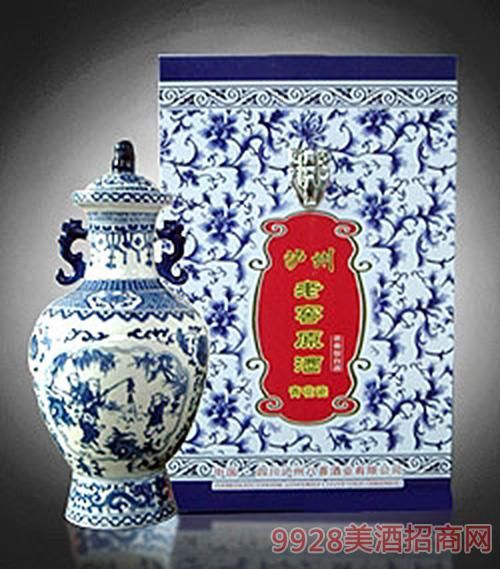 八喜酒(青花瓷原酒)