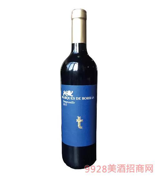 玛卡添普兰尼诺干红葡萄酒