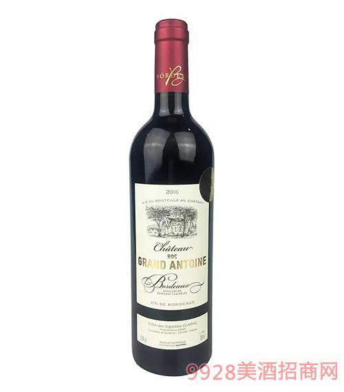 大安东尼酒庄干红葡萄酒