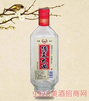 新郎新绵柔大曲酒42度500ml