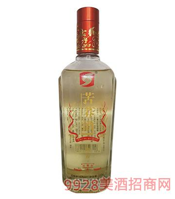 苦荞酒·金荞浓香型42度500ml