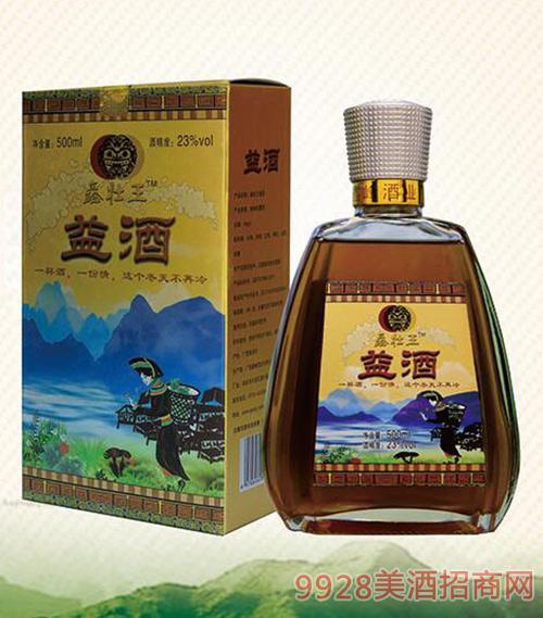 鑫壮王益酒23度500ml
