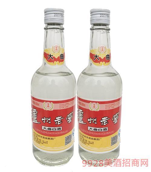 泸州老窖大曲白酒