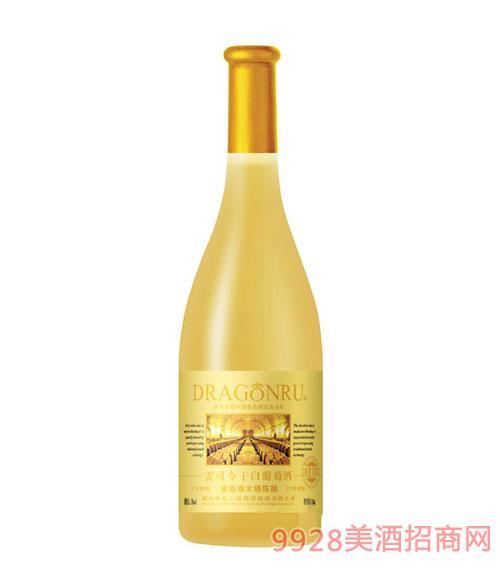 金版橡木桶雷司令干白葡萄酒750ML