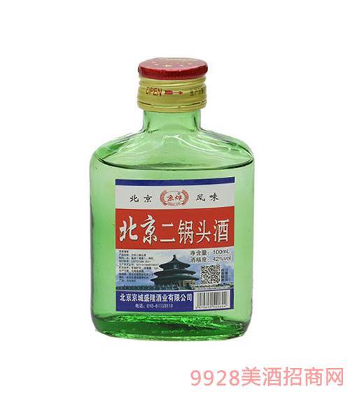 京烨北京二锅头酒100ml