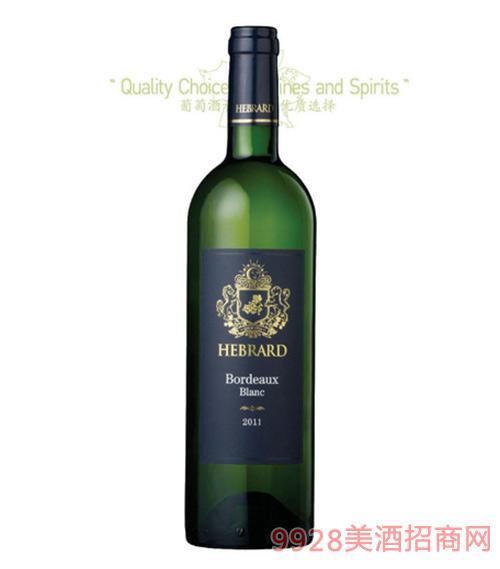 法国爱帕家族波尔多干白葡萄酒