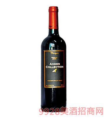 安帝斯精选马贝克干红葡萄酒