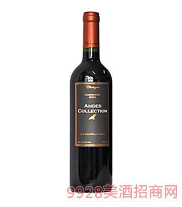 安帝斯精选佳美娜干红葡萄酒