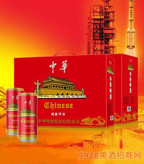 中华精酿啤酒500ml