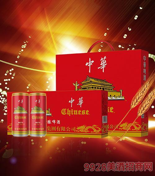 中华精酿啤酒325mlx12