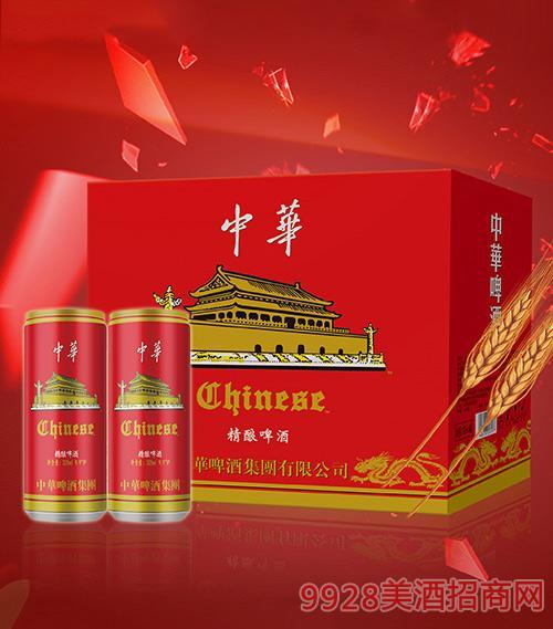 中华精酿啤酒325mlx24