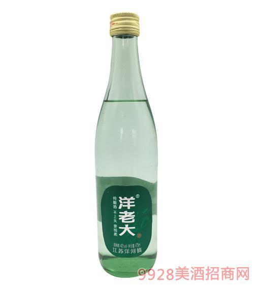 洋老大酒42度475ml
