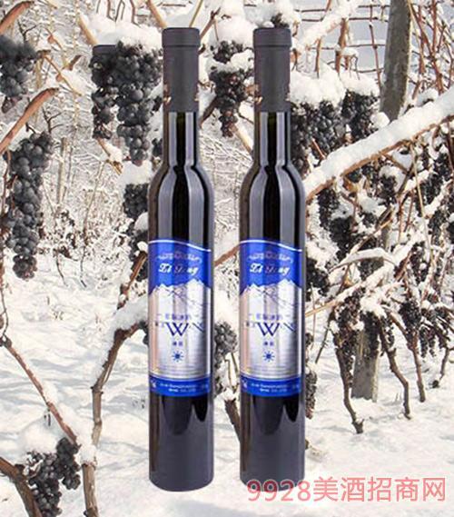 紫桐冰晨冰红葡萄酒