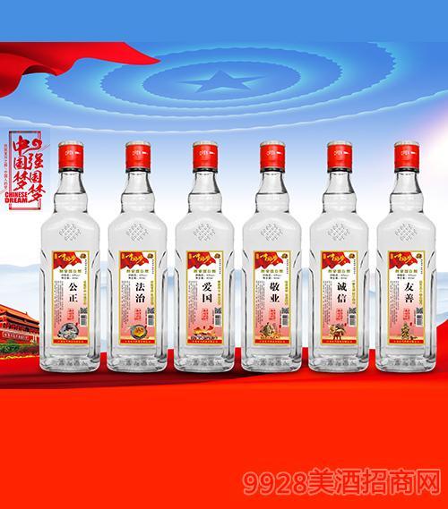 中国梦酒42度450ml