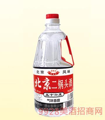 北京二锅头桶装酒56度2L