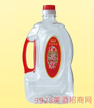 红高粱桶装酒42度2L