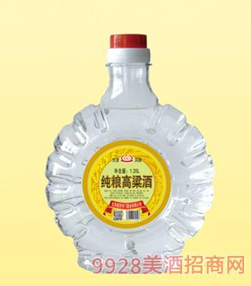 纯粮高粱酒42度1.35L