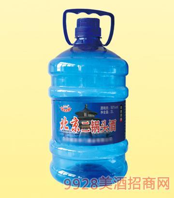 北京二锅头桶装酒50度2L