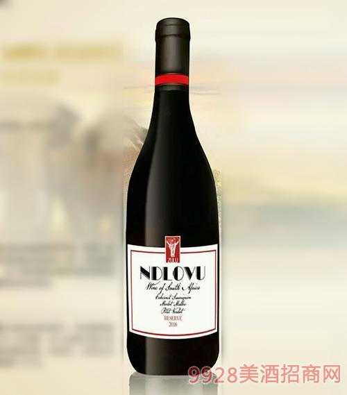 南非神象红牌珍藏干红葡萄酒