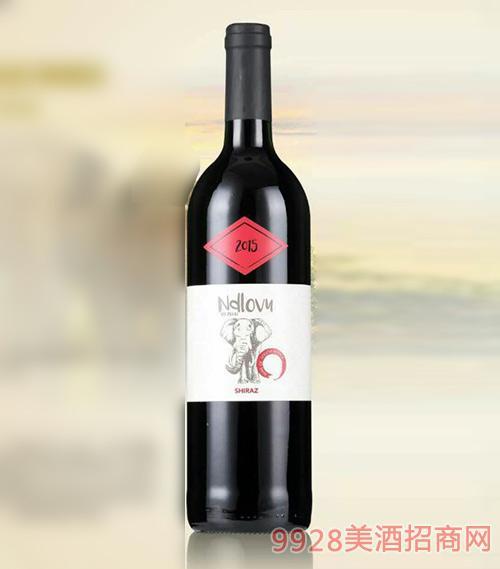南非神象西拉干红葡萄酒