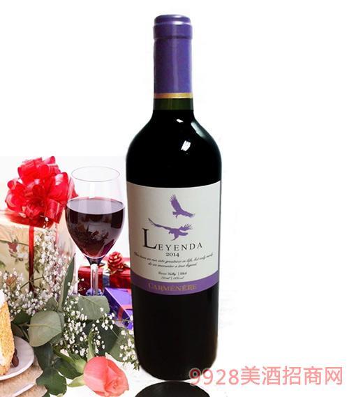 智利诺贝尔酒庄奇迹佳美娜干红葡萄酒