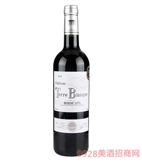 法国缔豪古堡大布朗干红葡萄酒