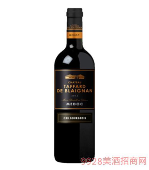 法国佰灵古堡干红葡萄酒