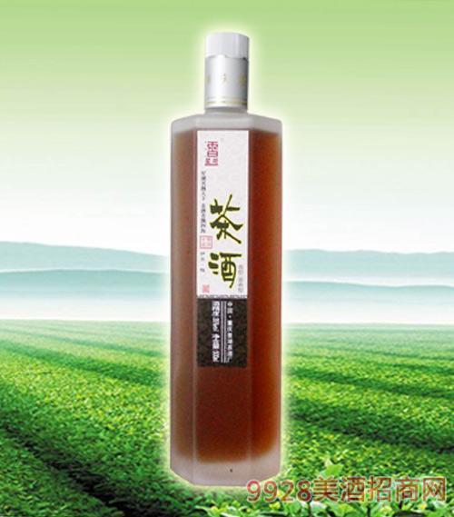 星湖茶酒500ml