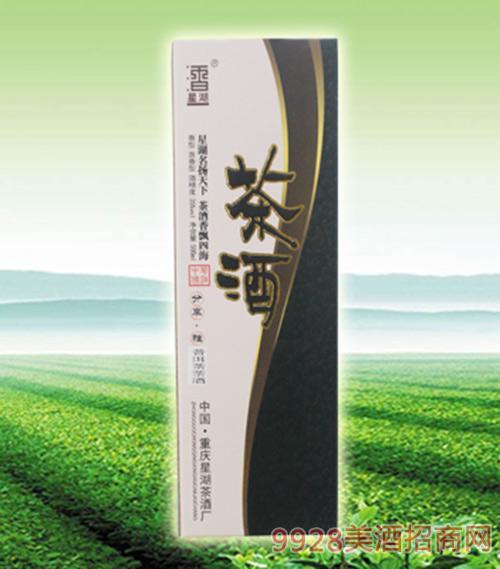 星湖茶酒·普洱茶酒