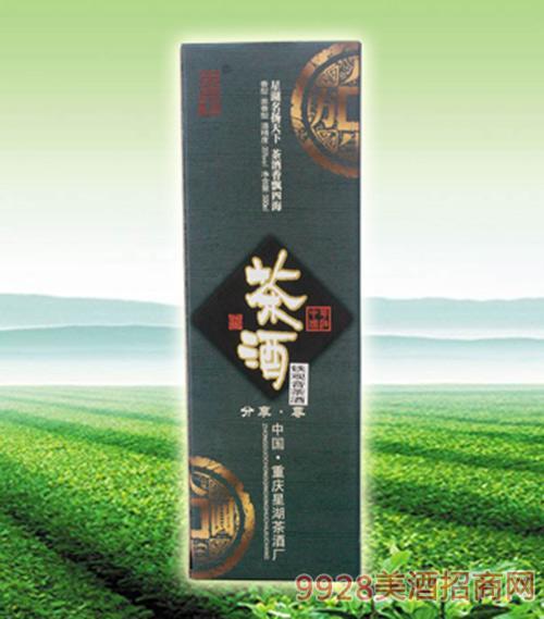 星湖茶酒·铁观音茶酒
