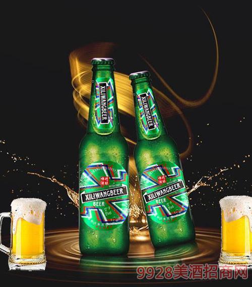 英国喜利王精酿啤酒12度236ml