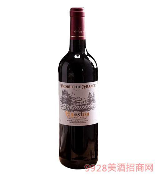 法國波爾多干紅葡萄酒