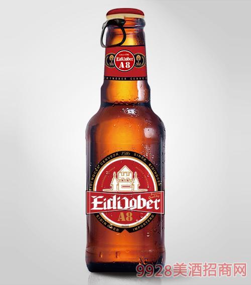 西班牙�W帝堡啤酒A8瓶�b