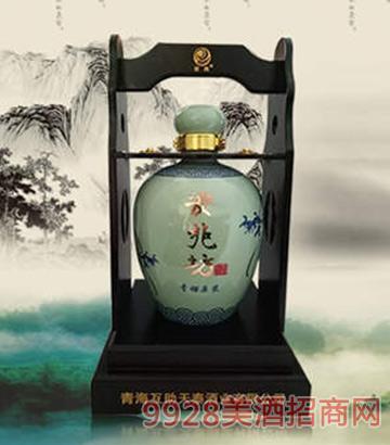 安兆坊青稞酒原浆52度珍藏