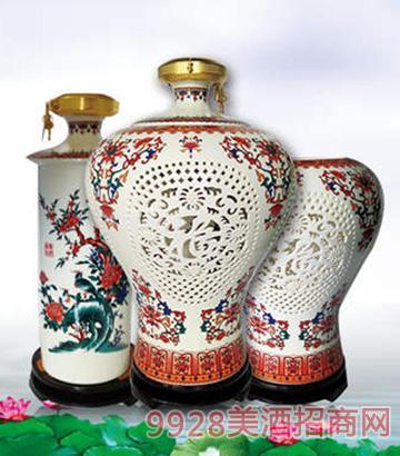 安兆坊青稞酒原浆52度限量版
