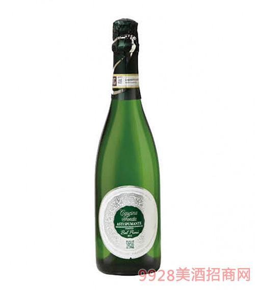意大利皮尔斯气泡酒7.5度750ml