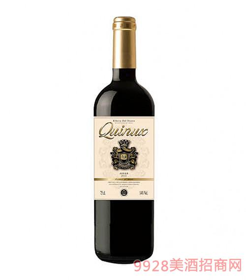 西班牙金尼斯新酿干红葡萄酒2014