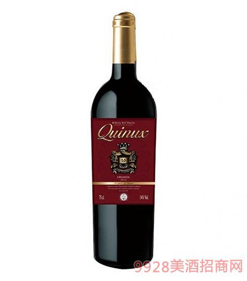 西班牙金尼斯陈酿干红葡萄酒2012
