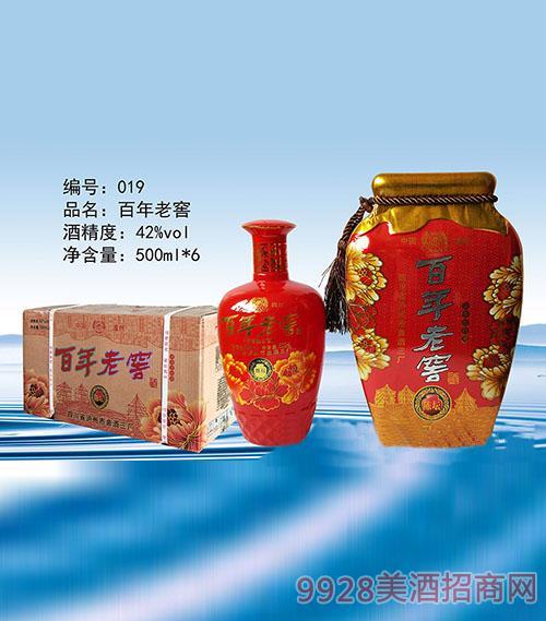 百年老窖酒鉴藏60招商_河北花冠酒业有限公司-中国美.