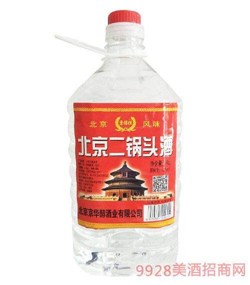 京禧拦北京二锅头酒4L