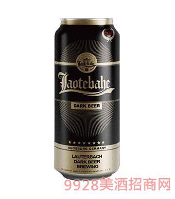 劳特巴赫精酿黒啤原浆罐装