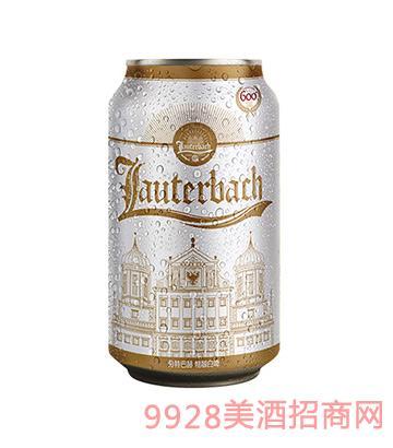 劳特巴赫精酿原浆小麦白啤酒320ml