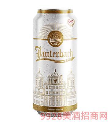 劳特巴赫精酿原浆小麦白啤酒500ml