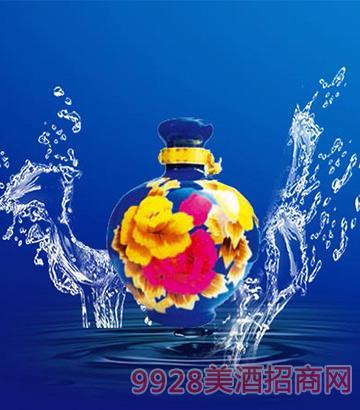 原浆坛子酒(蓝)