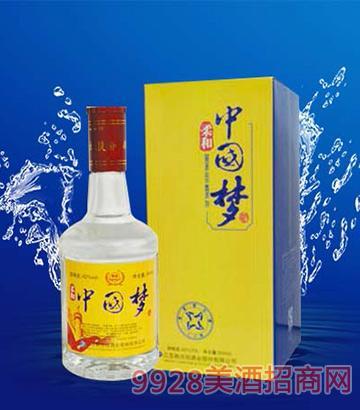 中国梦酒柔和