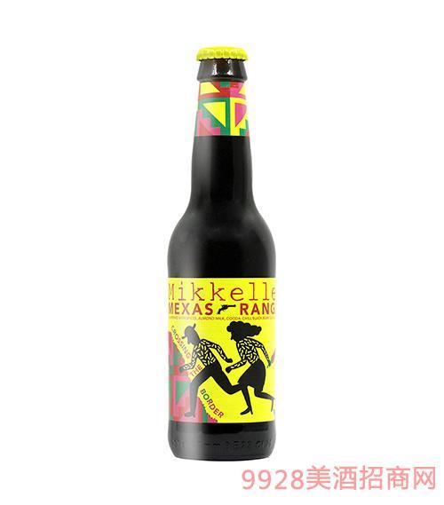 比利时米凯乐越界啤酒