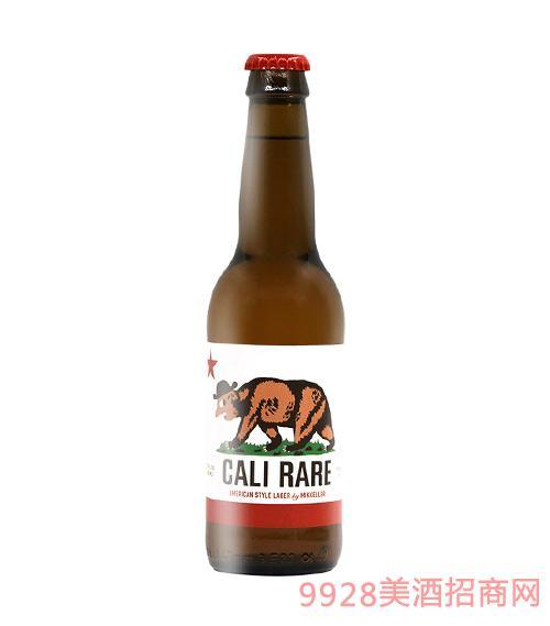 比利时米凯乐棕熊美式拉格啤酒
