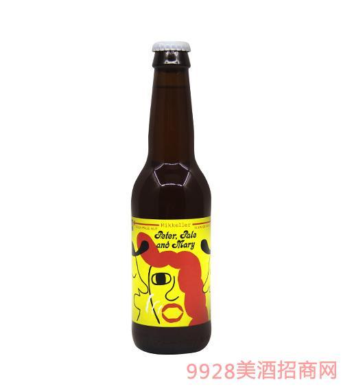 比利时米凯乐两意佳人艾尔啤酒