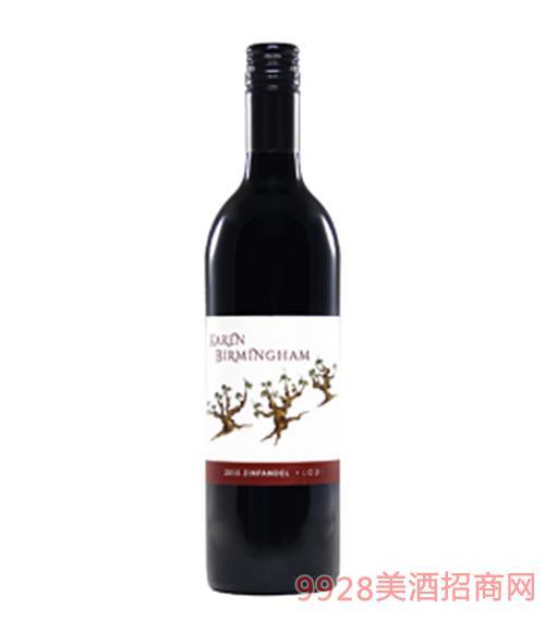 美國卡倫洛蒂老藤增芳德葡萄酒