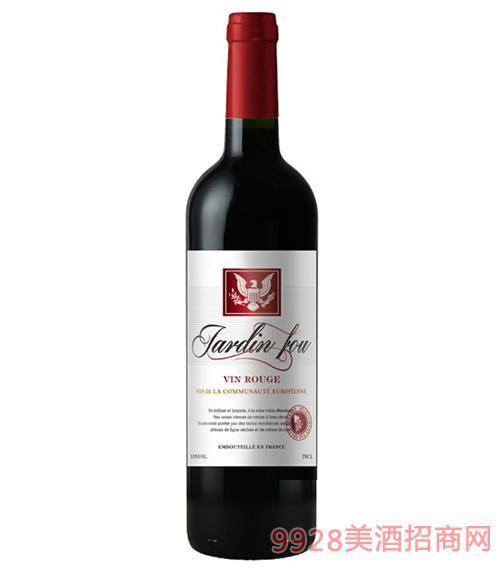 捷鹰城堡干红葡萄酒